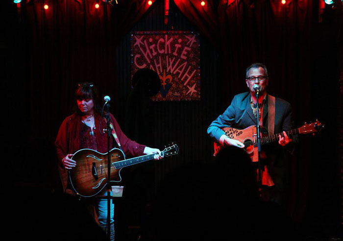Paul and Susan Cowsill